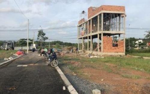 Cần bán gấp lô đất mặt tiền đường ĐT 768, gần cổng chào huyện Vĩnh Cửu