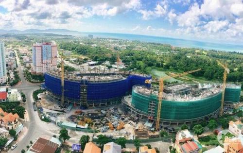 Bán căn hộ view biển Vũng Tàu Gateway, tọa lạc trên mặt tiền đường 3/2 khu đô thị Chí Linh Vũng Tàu