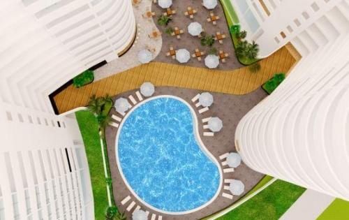 Vị trí độc tôn tại thành phố biển, căn hộ biển siêu đẹp là điểm nhấn của năm NAY, LH: 0936021826