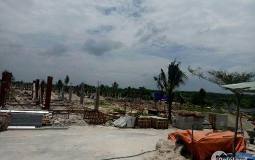 Nền biệt thự cạnh sân bay Hồ Tràm chỉ 6.5tr/m2 sở hữu vĩnh viễn sổ riêng khai thác lợi nhuận 80-20