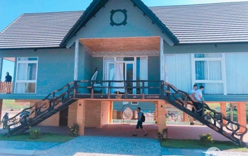 Bình Châu Green Garden Villa chỉ 6.5tr/m2 sở hữu vĩnh viễn