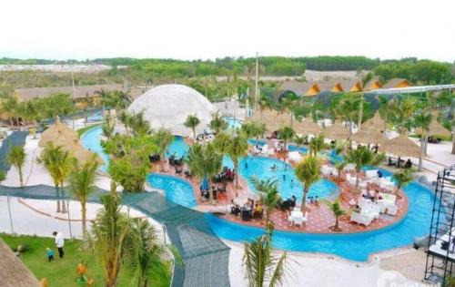 Với lợi thế suối nước nóng lợi nhuận 80-20 Bình Châu Green Garden Villa là điểm hút khách đầu tư