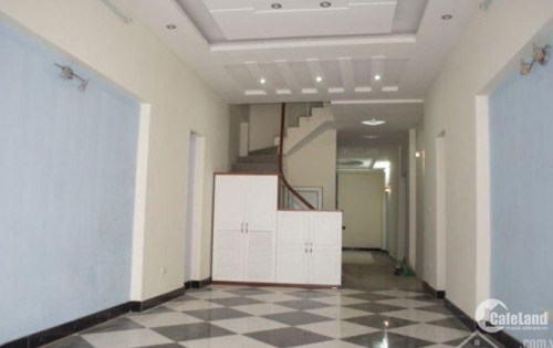 Cho thuê nhà MP Nguyễn Khắc Hiếu 30m2x 5 tầng 12 triệu/tháng