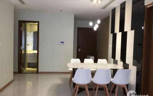 Cho thuê CH Vinhomes Central Park 3PN, Trang trí nội thất đẹp, view thoáng mát, khu Central 3 giá 27 triệu LH 0931467772