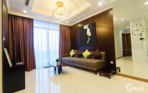 Cho thuê Căn hộ Cao cấp Vinhomes 3PN, DT 118m2, nội thất mới hoàn toàn, giá 27tr/tháng LH 0931467772