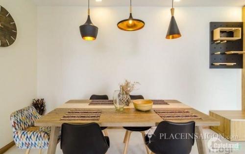Cho thuê Gấp căn hộ Vinhomes Tân Cảng 2 phòng ngủ full giá rẻ LH: 0931467772