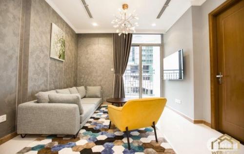 Cần cho thuê căn hộ 1PN đầy đủ nội thất giá tốt nhất tại Vinhomes Central Park 17tr/tháng LH 0931467772