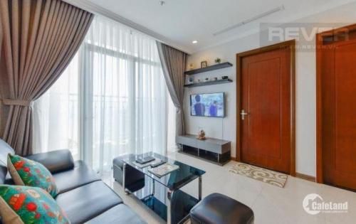 Cần cho thuê căn hộ 1PN đầy đủ nội thất giá tốt nhất tại Vinhomes Central Park 17tr/tháng