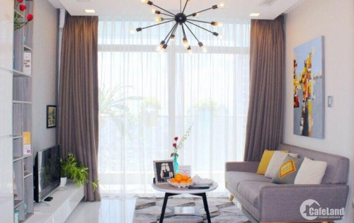 Cho thuê Căn hộ Central, 80m2, 2PN đầy đủ nội thất cao cấp giá 20,5tr/tháng view đẹp. LH: 0931467772