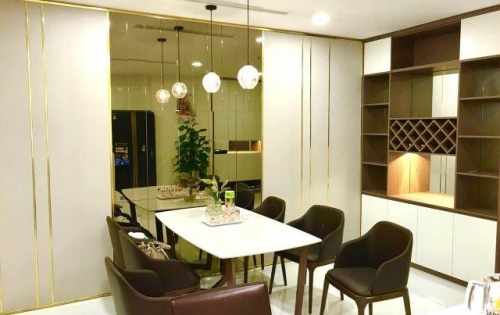 Duy nhất căn hộ 3 phòng ngủ đầy đủ nội thất decor, Vinhomes, quận Bình Thạnh, 27.5tr/tháng LH: 0931.46.77.72