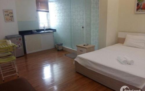 Căn hộ studio đủ đồ tầng 7 Trần Duy Hưng