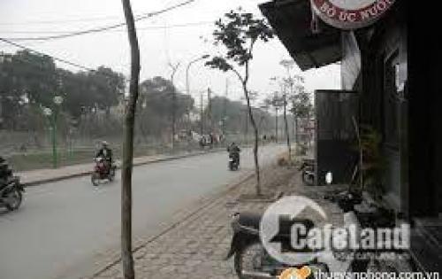 Cho thuê nhà mặt đường Bờ Sông, Quan Hoa, Cầu Giấy.