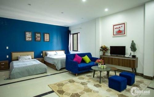 căn  hộ dịch vụ, full nội thất cho người nước ngoài thuê đường Trần Thái Tông, Duy Tân