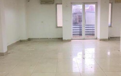 Các văn phòng full tiện ích, dt từ 80-200m2 thông sàn tại Đặng Thùy Trâm , Cầu Giấy.