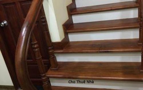 Cho Thuê Nhà Phân Lô Đỗ Quang 45m2 x 3,5T ô tô đỗ cửa
