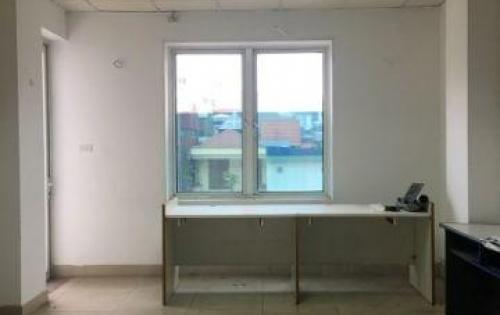 Cho thuê văn phòng 40m2 mặt phố Nguyễn Văn Huyên, Cầu Giấy, Hà Nội: 0912.767.342