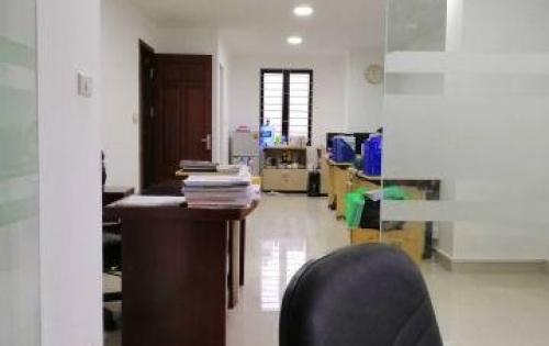 Cho thuê văn phòng tại Hoàng Quốc Việt, có thang máy, an ninh 24/24. LH: 0945764882.