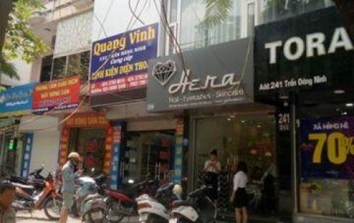 Cho thuê nhà mặt phố Trần Đăng Ninh, Cầu Giấy