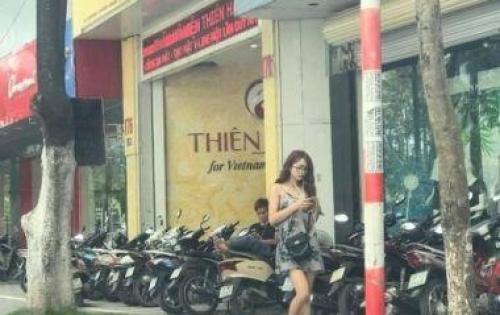 Nhà cho thuê phố Trần Duy Hưng,tiện để ở,làm VP,giá 15 triệu