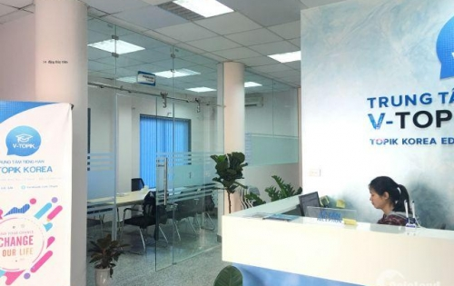Cần cho thuê gấp văn phòng giá rẻ mặt phố Đặng Thùy Trâm. diện tích 40m2, giá 6,5 triệu/tháng
