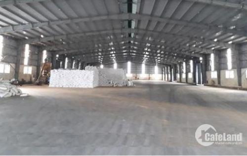 Cho thuê nhà xưởng KCN Nguyên Khê Đông Anh Hà Nội DT 1515m2 giá rẻ