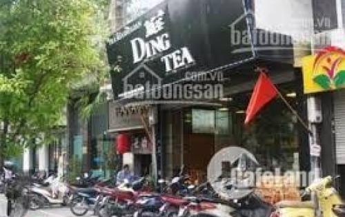 Nhà mặt Phố Thái Hà cho thuê làm vp,spa,tóc,cửa hàng,DT50m2*35tr/T