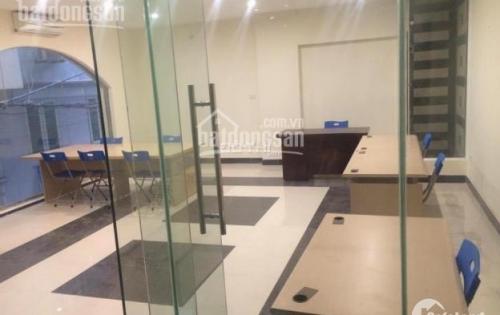 Chính chủ cho thuê mặt bằng làm văn phòng, kho hàng tại ngõ 68 Nam Đồng, Đống Đa, DT: 50m2