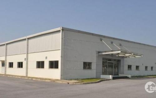 Cho thuê kho xưởng trong Khu công nghiệp Hạnh Phúc, Long An. DT 27m * 39m. GÍA RẺ NHẤT thị trường.