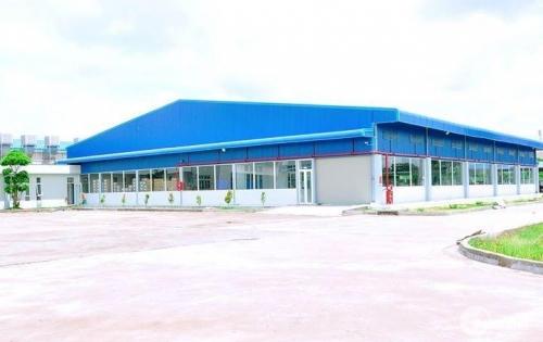 Cho thuê nhà xưởng tại KCN Đồng Văn 2 Hà Nam 2595m khuôn viên 5000m