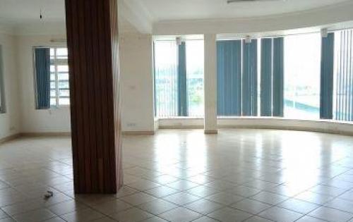 Cho thuê nhà MP Nguyễn Khuyến - Hà Đông, DT 100m2, 8 tầng, MT 7m.