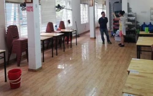 Cho thuê nhà mặt phố Bạch Mai, DT 100m2, 2 tầng, MT 5m.