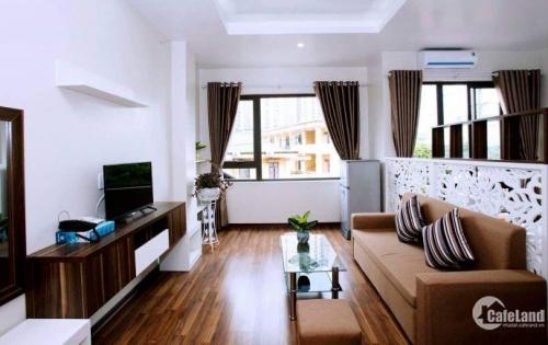 Cho thuê căn hộ dịch vụ tại Mỹ Đình, full nội thất, 110m, 7 tầng.