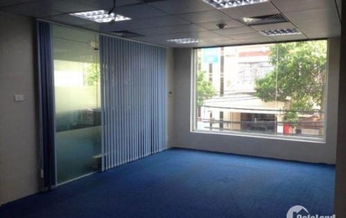 Văn phòng đẹp mặt đường Bà Triệu,Hoàn Kiếm giá cho thuê chỉ từ 280 nghìn/m2