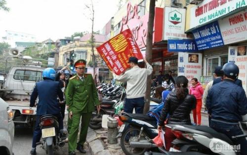 Nhà phố Phủ Doãn cho thuê cạnh bệnh viện Việt Đức DT81m*50tr/tháng