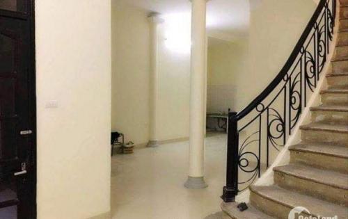 Cho thuê nhà 50m2x5 tầng phố Định Công Hạ