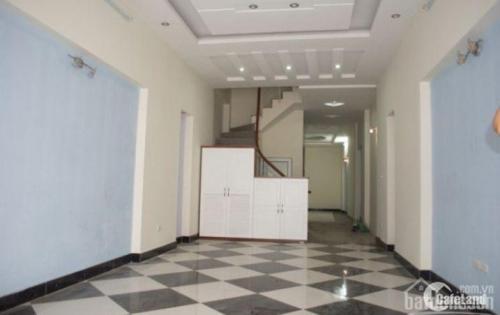 Cho thuê nhà phố Kim Đồng 50m2x 5,5 tầng 60tr Hoàng Mai