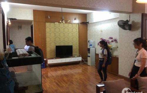 Cho thuê căn hộ chung cư Việt Hưng 6.5tr/th đầy đủ nội thất 105m2 , 3PN, 2VS LH: 0967.6886.93