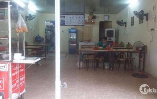 Cho thuê sang nhượng cửa hàng ăn tại Gia Lâm, 80m2 MT 6m.