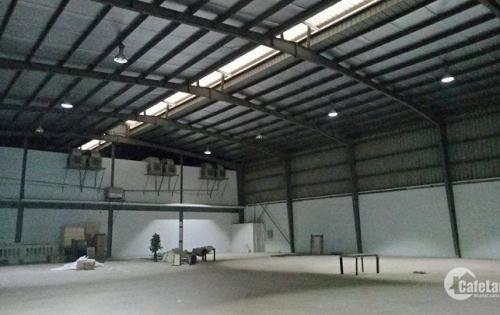 Cho thuê kho xưởng 302m tại khu công nghiệp Quang Minh, Mê Linh Hà Nội