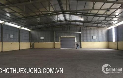 Chính chủ cho thuê nhà xưởng KCN Quang Minh Mê Linh Hà Nội DT 305m2 giá tốt