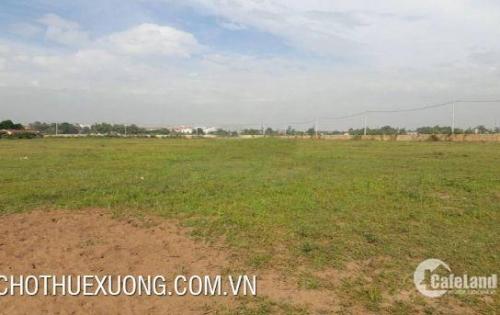 Cho thuê đất công nghiệp tại Phổ Yên Thái Nguyên để xây dựng lho xưởng sản xuất