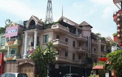 Biệt thự cần cho thuê đường Trần Đình Xu Quận 1 TPHCM