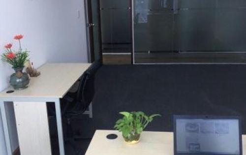 Văn phòng 12m2 giá rẻ cho 3 đến 4 người Quận 1 tòa nhà 64 Nguyễn Đình Chiểu Đa Kao chỉ 270usd/th