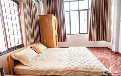 Căn hộ full nội thất ngay khu DaKao Quận 1