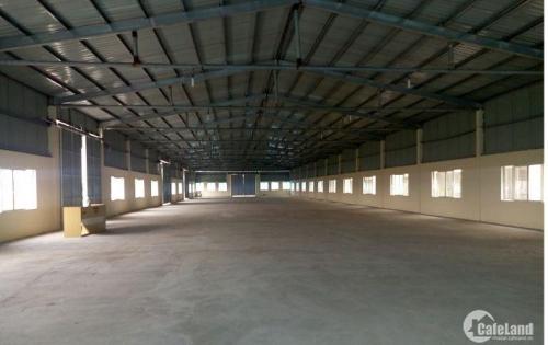 kho xưởng cho thuê 440m2, mới xây, giá mềm, đường vườn lài
