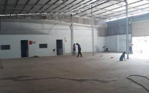 Cho thuê nhà xưởng 900m2 - 1.000m2, mặt tiền đường QL1A, Quận 12. Lh 0902.42.8186 Thuần