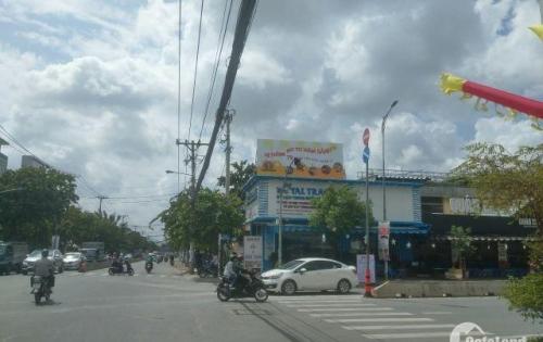 Cần cho thuê nhà Góc 2 Mặt Tiền đường Phan Văn Hớn, quận 12 DT 17x29m giá thuê 130tr/tháng