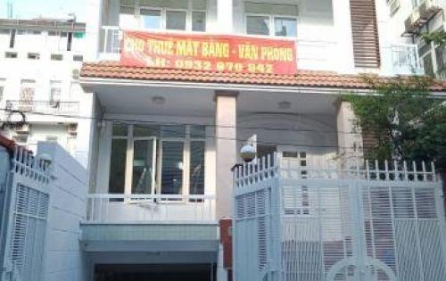 Cho thuê nhà kiểu building 10 x 20 1Ham 1tret 3lau. DTSD: 500 m2