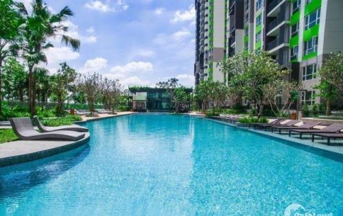 Cho thuê 2PN Vista Verde nội thất Châu Âu-Tầng cao view đẹp nhà yên tĩnh-chuẩn sống Singapore