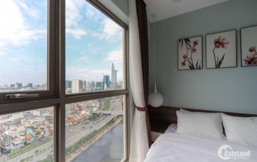 Cần cho thuê gấp căn hộ Millennium, giá: 1000$. LH: 0916.913.138
